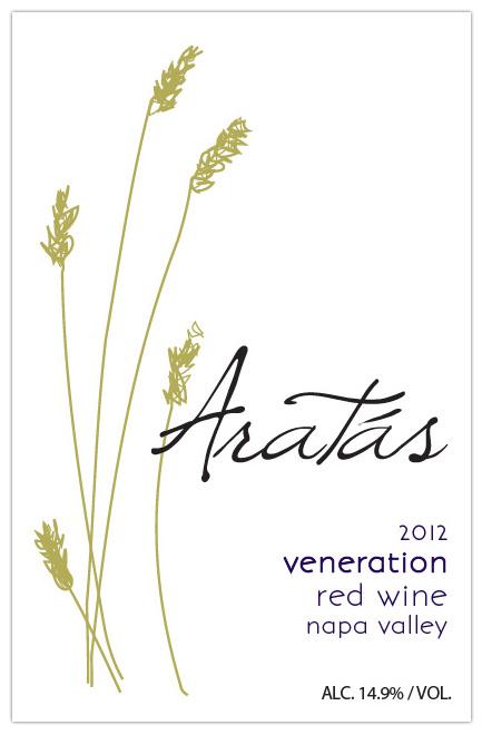 "Aratas 2012 ""Veneration"" Red Blend"
