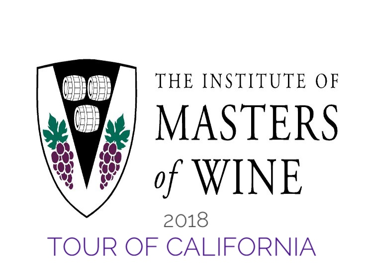 Master of Wine Tour CA