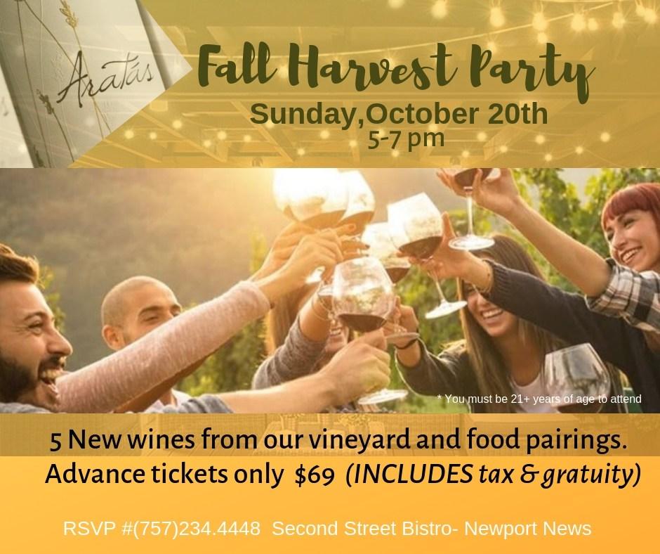 Aratas Harvest party