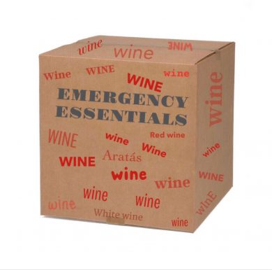 mystery box of wine